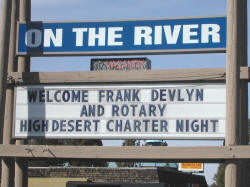 Devlyn Welcome Sign